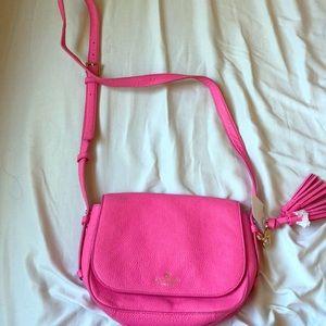 Kate Spade Tulip Pink Penelope Crossbody Bag